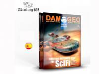 Libro Especial Damaged Ciencia Ficcion (Vista 9)