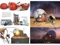 Libro Especial Damaged Ciencia Ficcion (Vista 12)