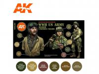 US Army Soldier Uniform Colors (Vista 4)