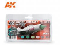 Colores Sovieticos Aviones 1950-70 (Vista 2)