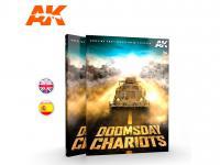 Doomsday Chariots - Modelado de vehículos post-apocalípticos (Vista 10)