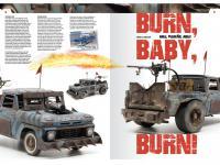 Doomsday Chariots - Modelado de vehículos post-apocalípticos (Vista 12)