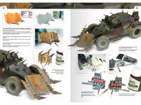 Doomsday Chariots - Modelado de vehículos post-apocalípticos (Vista 14)