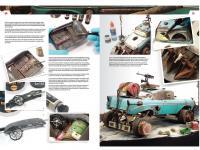Doomsday Chariots - Modelado de vehículos post-apocalípticos (Vista 18)