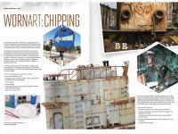 Worn Art Collection 02 – Chipping (Vista 18)