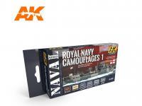 Royal Navy Camuflages 1 (Vista 3)