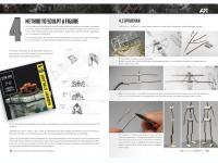 Técnicas de escultura y conversión de figuras (Vista 12)