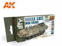 Colores de Guerra de Oriente Medio Vol 1 (Vista 3)