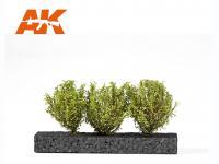 Arbusto Verde Claro 4/5 cm (Vista 3)