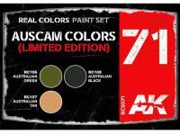 Auscam Colors Set  (Vista 5)