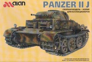 Panzer II Ausf.J - Ref.: ALAN-35016