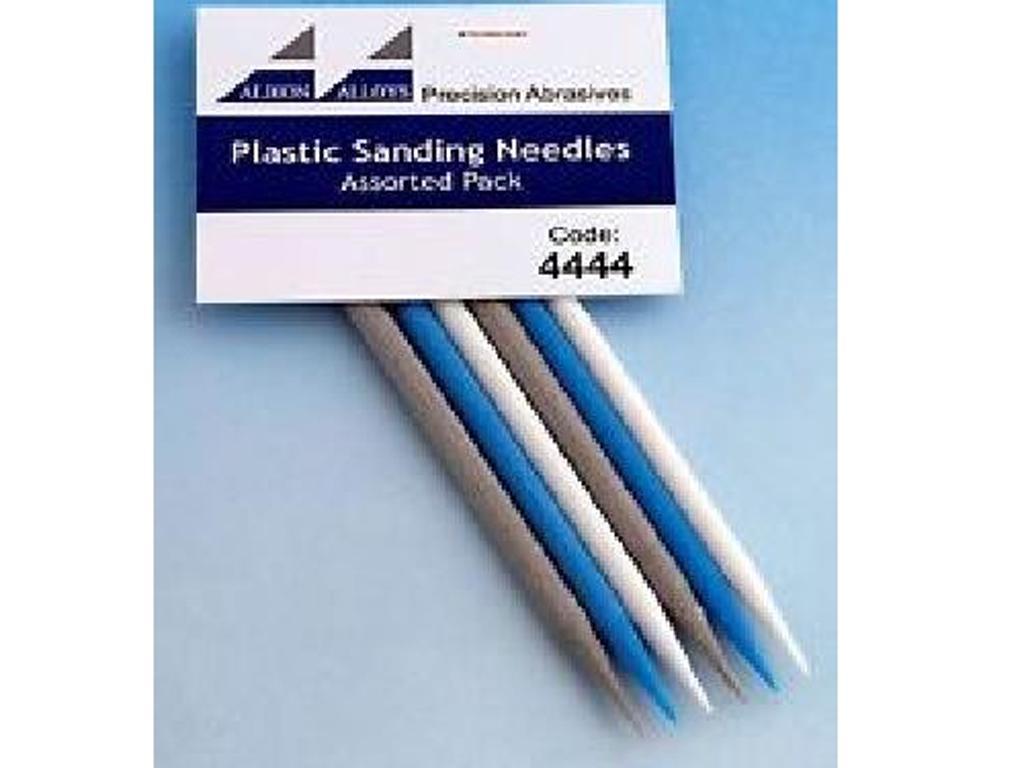 Puntas de Plastico Abrasivo (Vista 1)