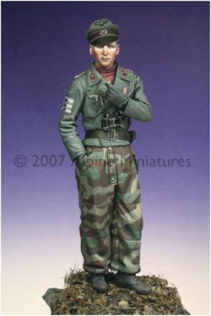 Oficial Panzer - Ref.: ALPI-16001