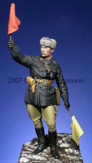 Oficial Ruso  (Vista 2)
