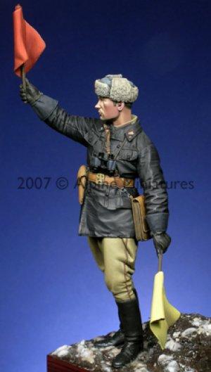 Oficial Ruso  (Vista 3)