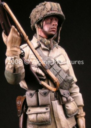 WW2 US Paratrooper 82nd Airborne