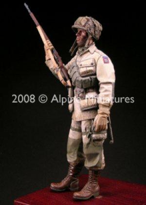 WW2 US Paratrooper 82nd Airborne  (Vista 2)