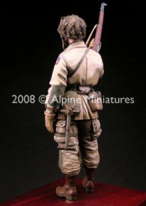 WW2 US Paratrooper 82nd Airborne  (Vista 6)