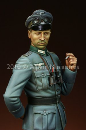 Oficial Infantería Alemana   (Vista 2)
