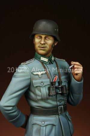 Oficial Infantería Alemana   (Vista 3)