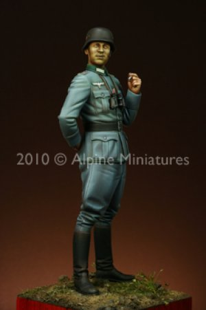 Oficial Infantería Alemana   (Vista 4)