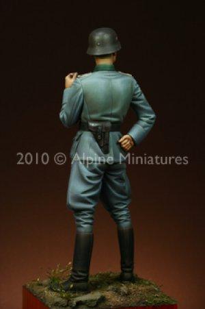 Oficial Infantería Alemana   (Vista 6)