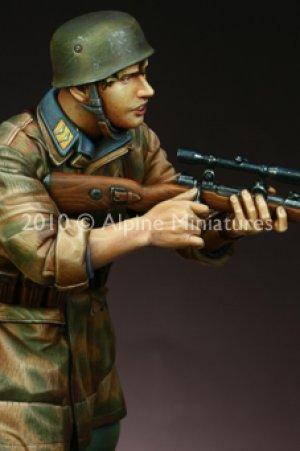 """Fallschirmj""""ger Sniper  (Vista 1)"""