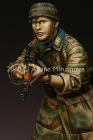 """Fallschirmj""""ger Sniper  (Vista 2)"""