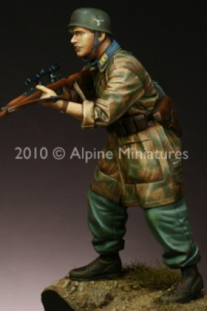 """Fallschirmj""""ger Sniper  (Vista 5)"""