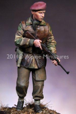 British S.A.S. Commando  (Vista 6)