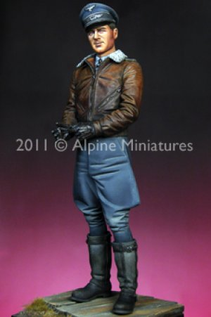 Luftwaffe Ace Werner M–lders  (Vista 3)