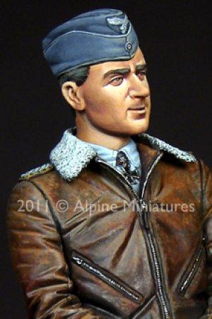Luftwaffe Ace Werner M–lders  (Vista 6)
