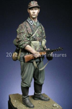 Totenkopf Grenadier  (Vista 6)