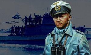 German U-Boat Captain  (Vista 1)