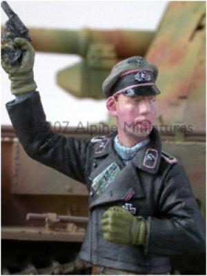 Carrista alemán  (Vista 3)