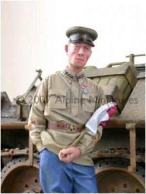 Oficial Carro Ruso  (Vista 3)