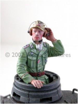 Carrista Afrika Korps - Ref.: ALPI-35006