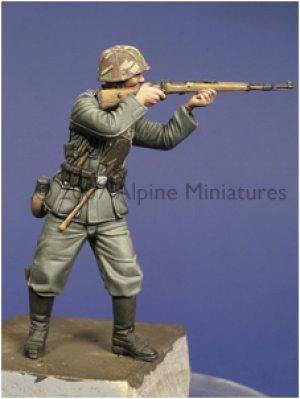 Infante Alemán en Kursk  (Vista 1)