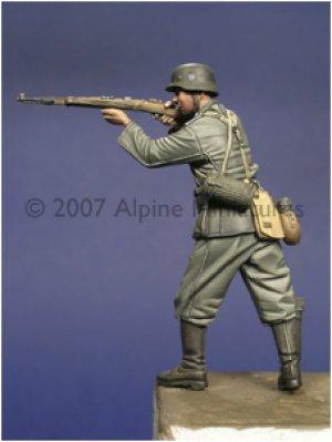Infante Alemán en Kursk  (Vista 2)
