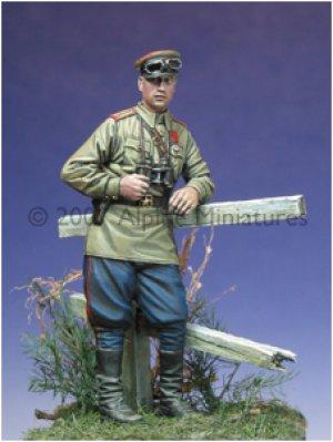 Oficial Ruso IIGM  (Vista 1)