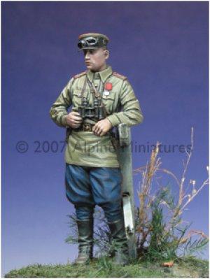 Oficial Ruso IIGM  (Vista 2)