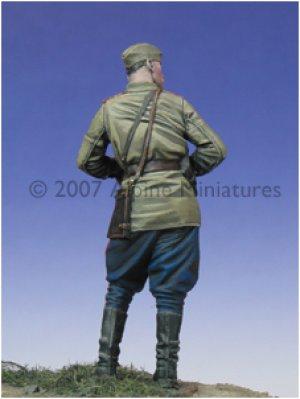 Oficial Ruso IIGM  (Vista 4)