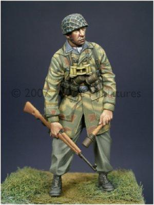 Paracaidista Alemán  (Vista 1)