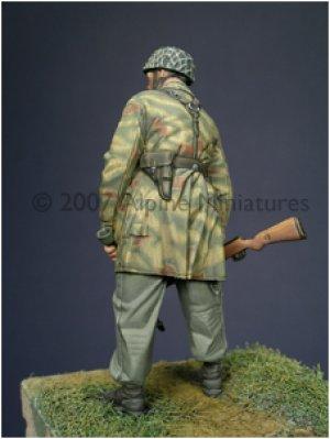 Paracaidista Alemán  (Vista 3)