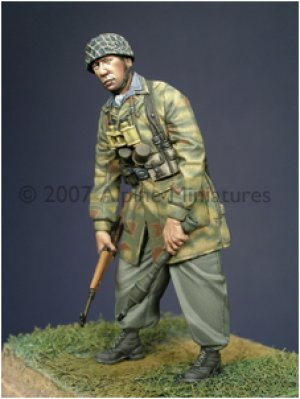Paracaidista Alemán  (Vista 4)