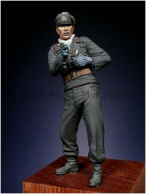 Oficial Carro Alemán  (Vista 1)