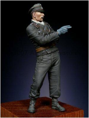 Oficial Carro Alemán  (Vista 4)
