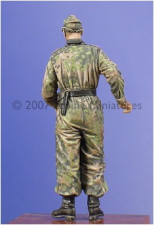 Oficial Carro Waffen SS  (Vista 2)
