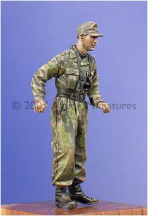 Oficial Carro Waffen SS  (Vista 3)
