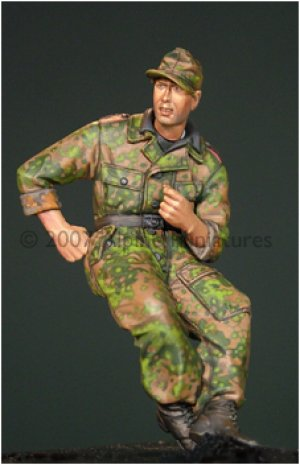 Carrista Waffen SS  (Vista 1)